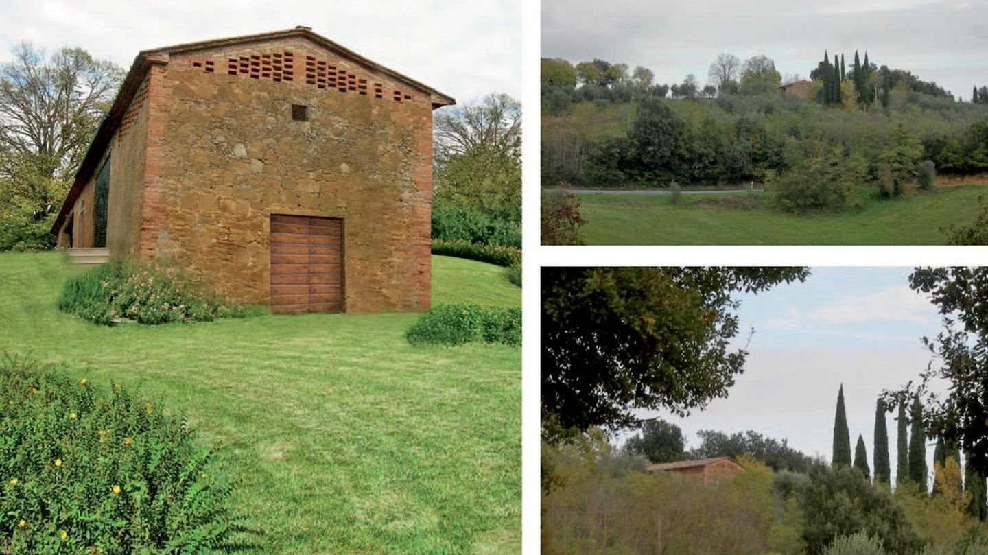 Hayloft for sale in Costalpino, Siena
