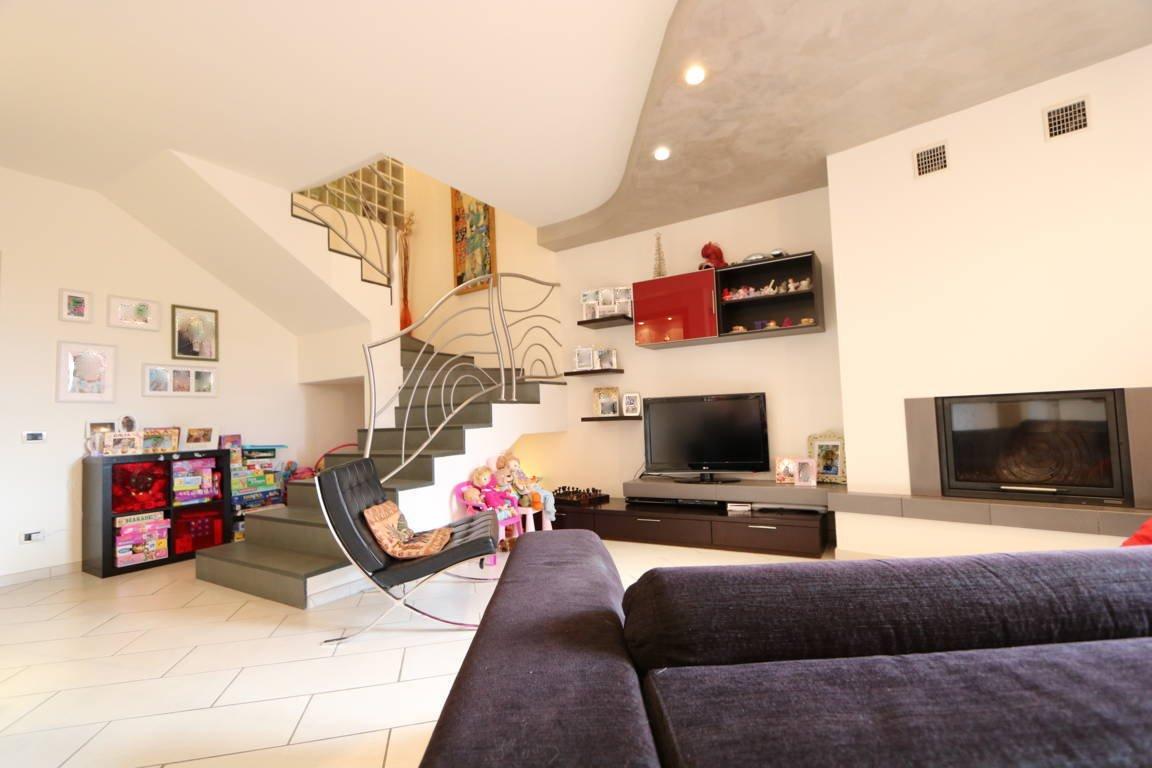 Villetta quadrifamiliare in vendita a Ponsacco (PI)