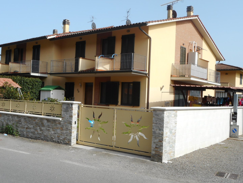Villetta quadrifamiliare in vendita a Santa Maria a Monte (PI)