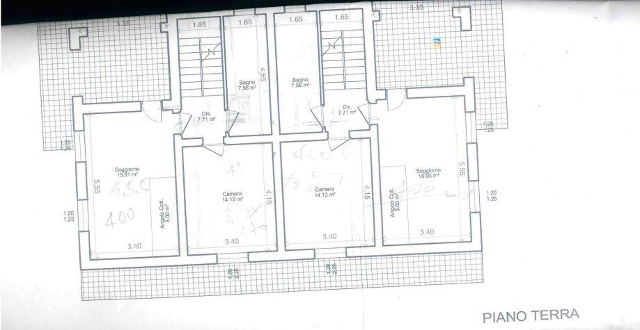 Casa semindipendente in vendita, rif. 106432