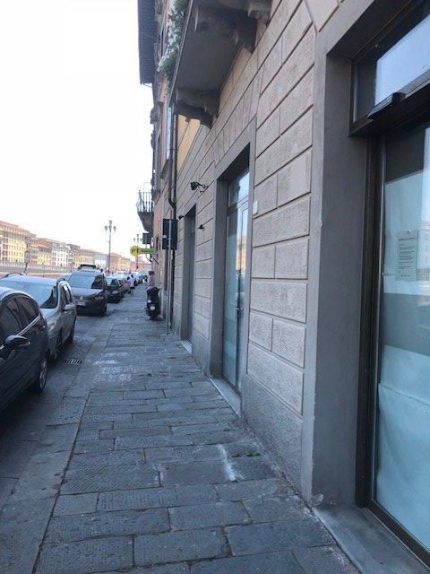 Locale comm.le/Fondo in affitto commerciale, rif. C213