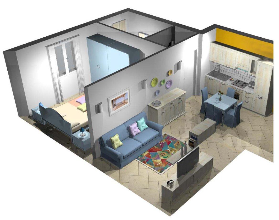 Appartamento in vendita, rif. ROS/12