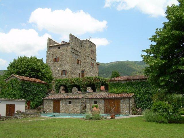 Edificio storico in vendita a Cortona (AR)