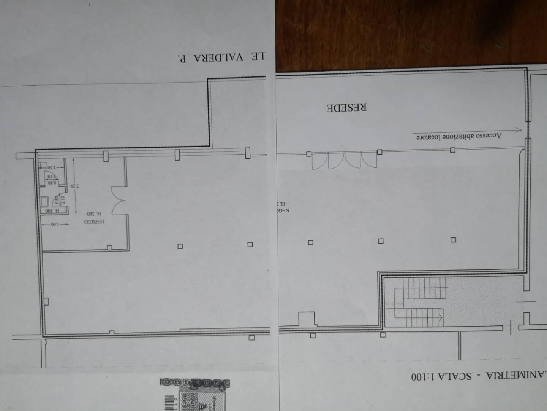 Locale comm.le/Fondo in affitto - Ponsacco
