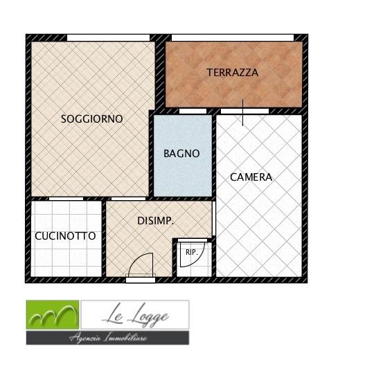 Appartamento in vendita, rif. LOG-260