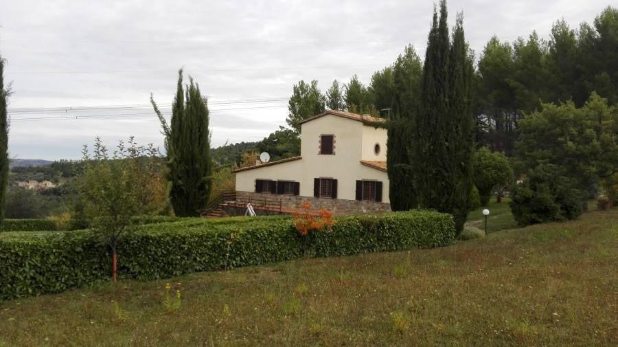 Villa singola in vendita a Seggiano (GR)