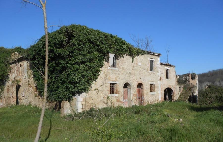 Farmhouse for sale in Asciano (SI)