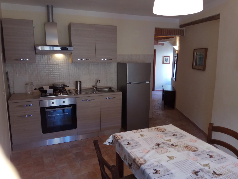 Appartamento in vendita a Asciano (SI)