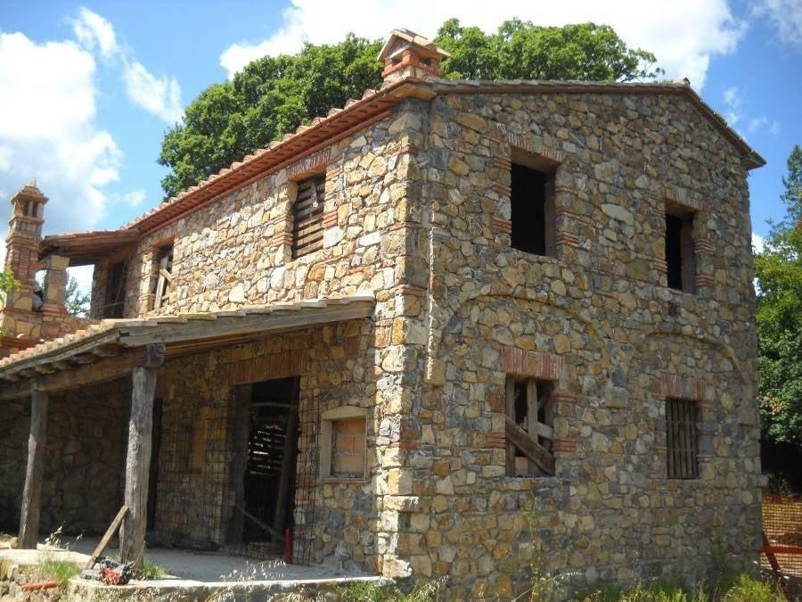 Farmhouse for sale in Montieri (GR)