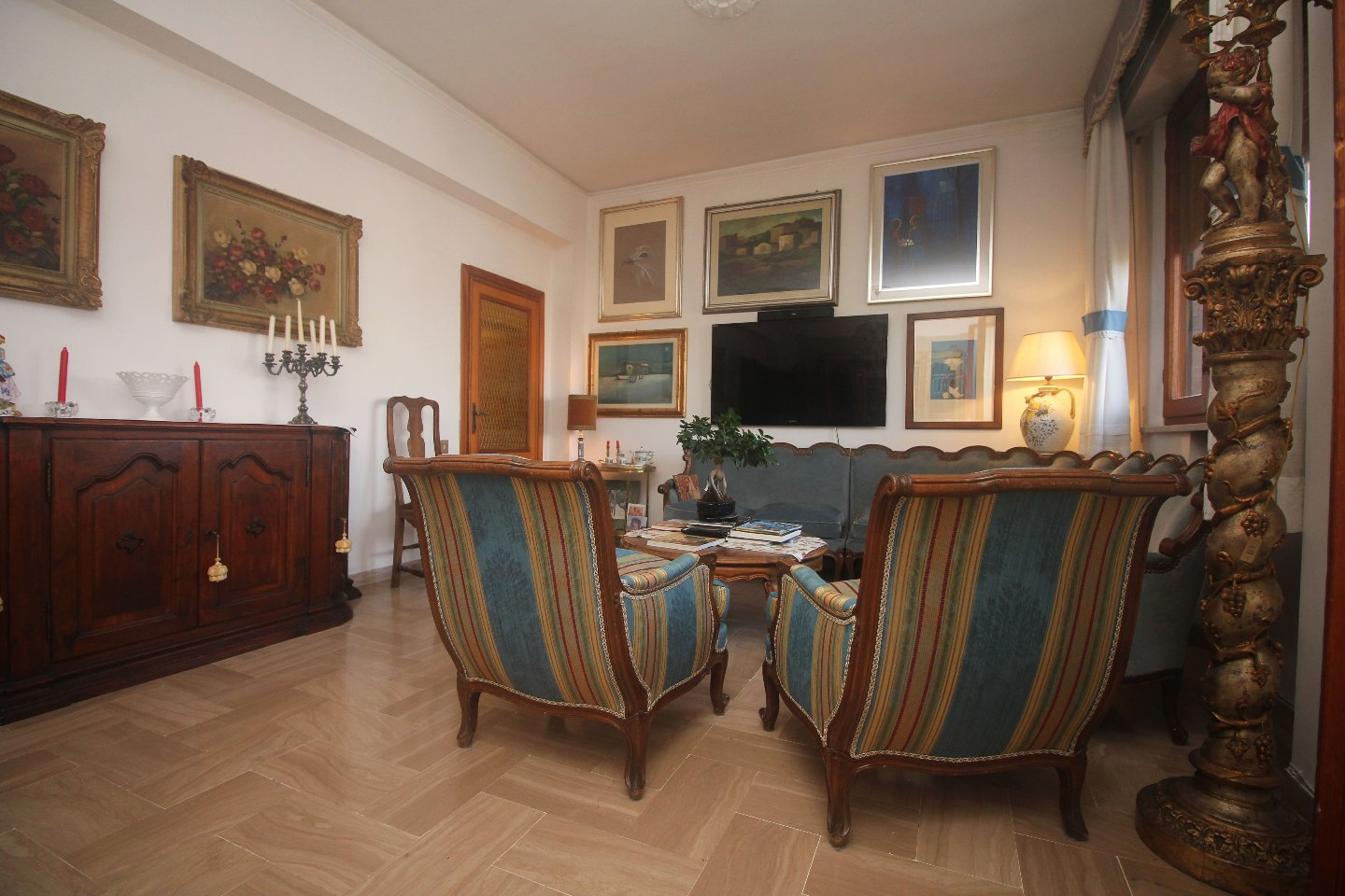 Apartment for sale in Fontebecci, Monteriggioni (SI)