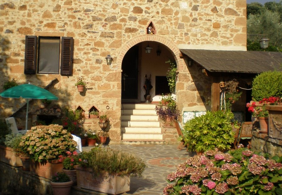 Portion of house for sale in Trequanda (SI)