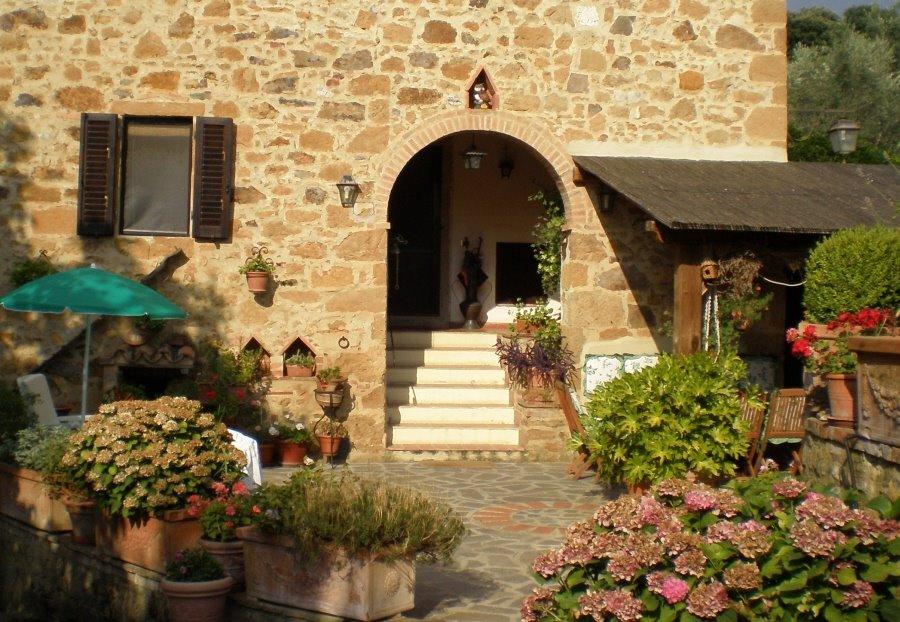 Porzione di casa in vendita a Trequanda (SI)