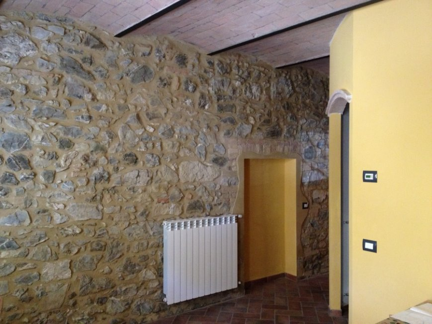 Portion of house for sale in Murlo (SI)