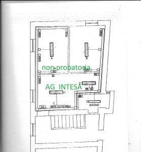 Appartamento in vendita, rif. 3 VANI IN C STORICO CON 2 CAMERE