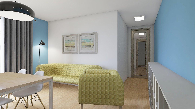 Appartamento in affitto, rif. A1000