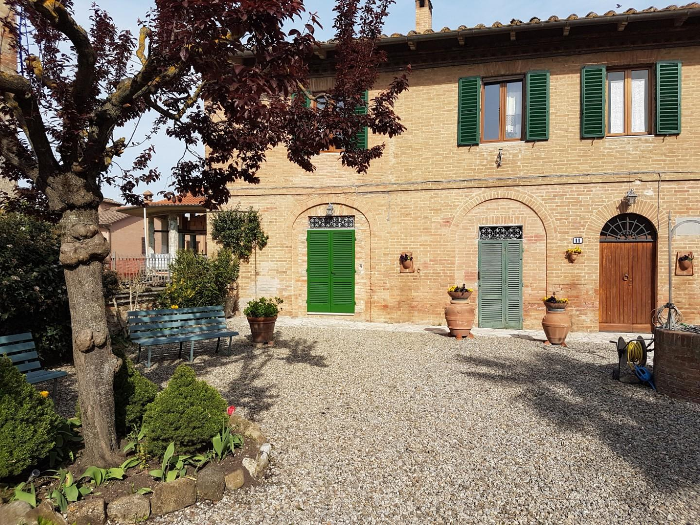 Apartment for sale in Asciano (SI)