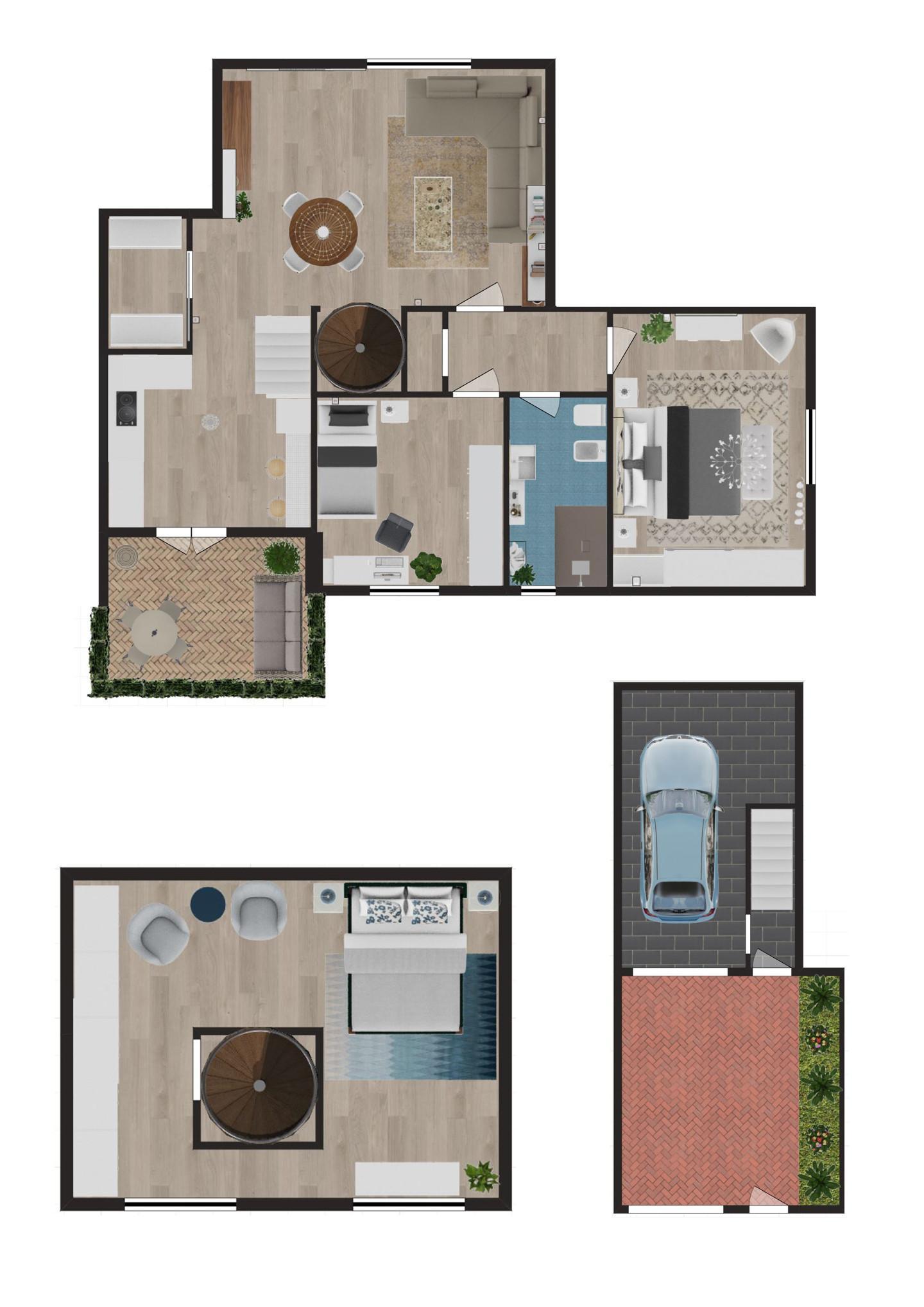 Terratetto in vendita, rif. 3442
