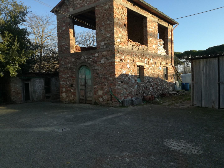 Porzione di casa in vendita - Santa Maria a Monte