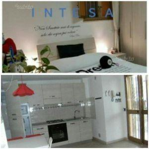 Appartamento in affitto, rif. la vettola ampio bilocale e p au