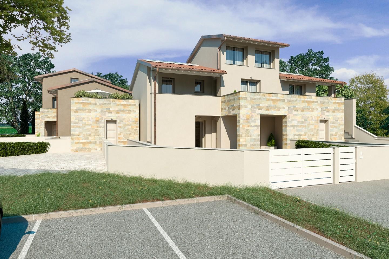 Appartamento in vendita a Oltrarno, Calcinaia (PI)