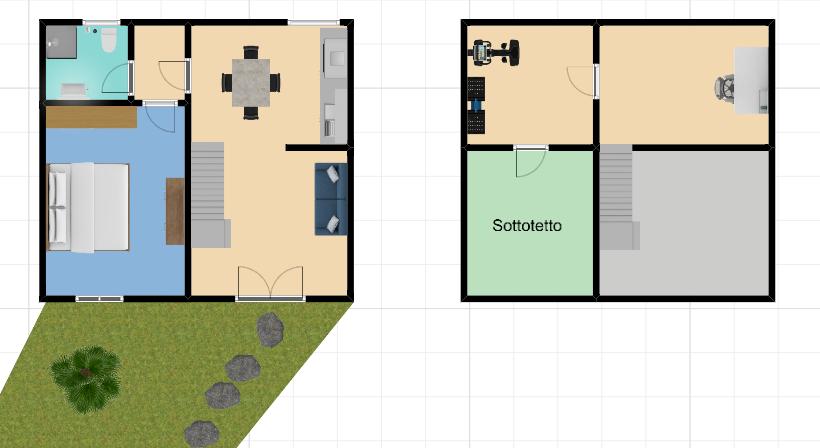 Appartamento in affitto, rif. A217