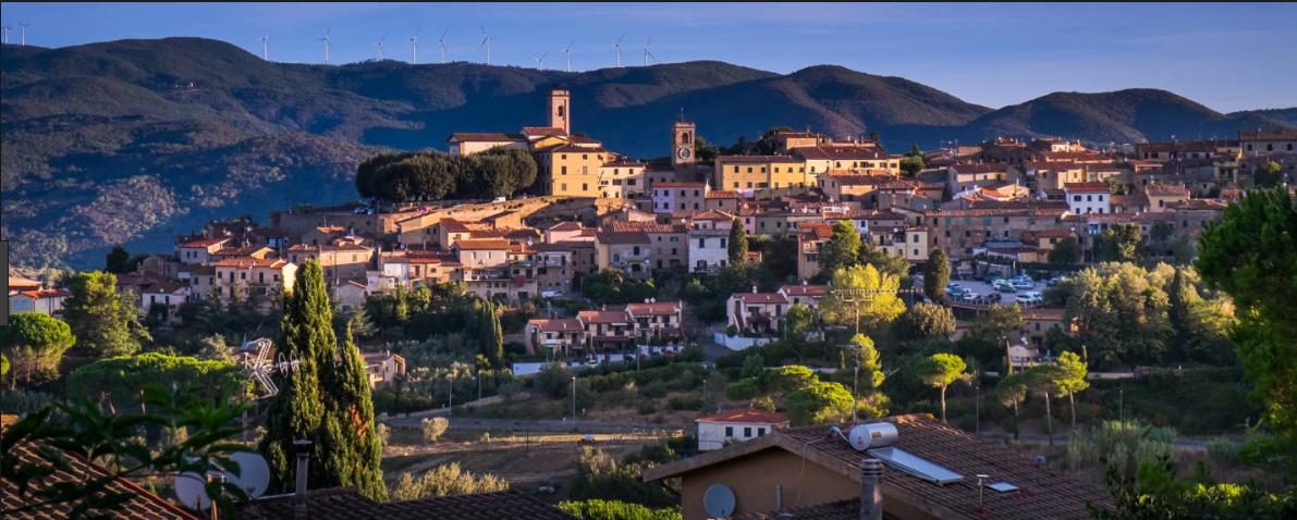 Appartamento in vendita a Montescudaio, 4 locali, prezzo € 200.000 | PortaleAgenzieImmobiliari.it