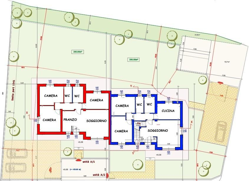 Terreno edif. residenziale in vendita, rif. 01073/9