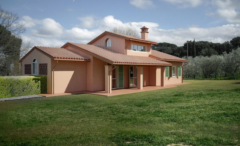 Villa singola in vendita a Capannoli (PI)