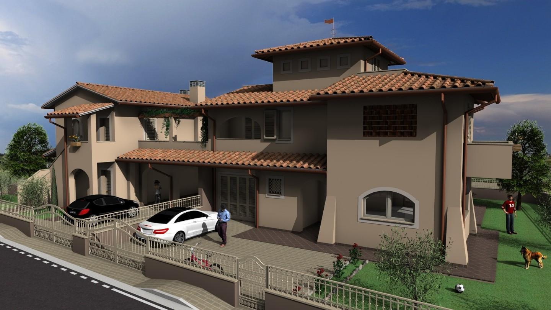 Villa singola in vendita, rif. 803V