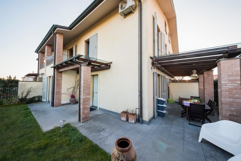 Villetta quadrifamiliare in vendita, rif. 808V