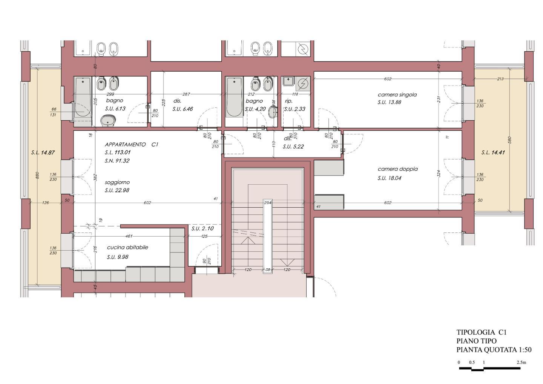 Appartamento in vendita, rif. 304