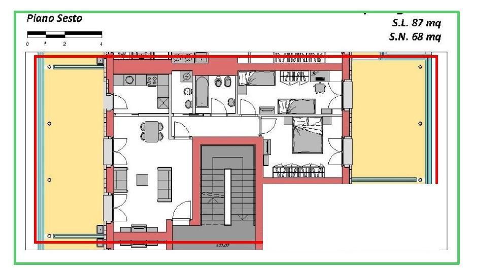 Appartamento in vendita, rif. 306