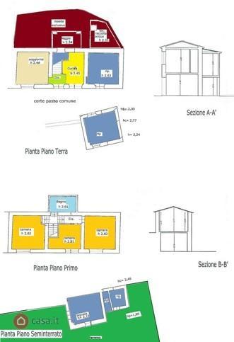 Terratetto in vendita, rif. 02116