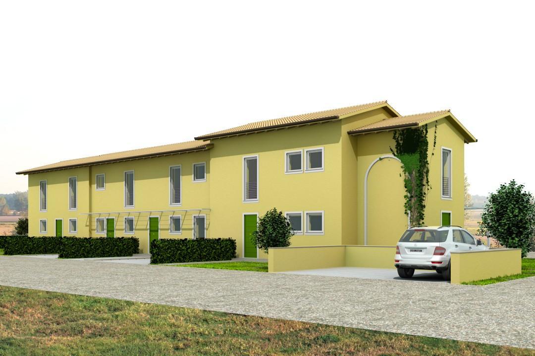 Villetta a schiera in vendita a San Donato, Lucca