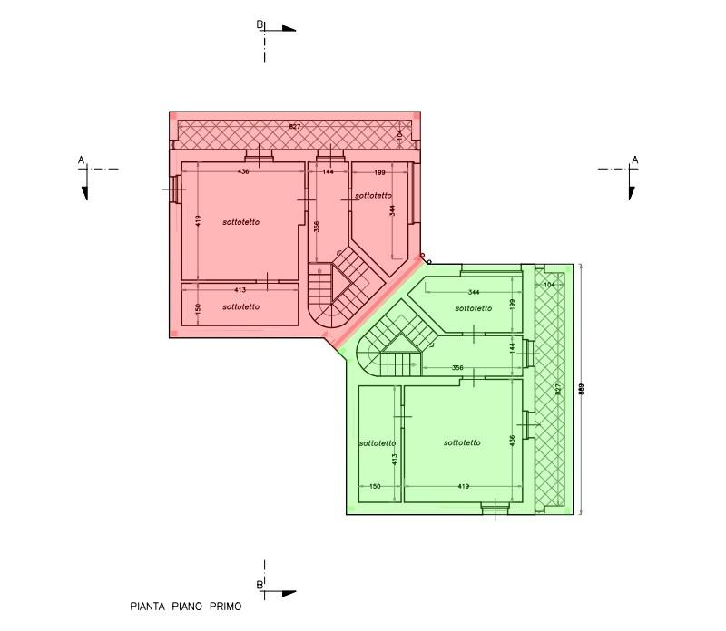 Villetta bifamiliare in vendita, rif. 02052