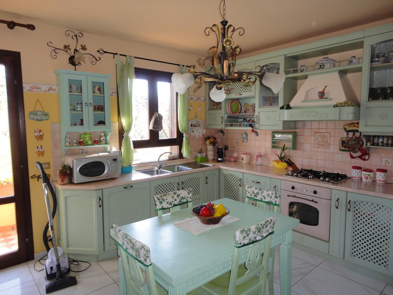 Villetta a schiera angolare in affitto a Terricciola (PI)