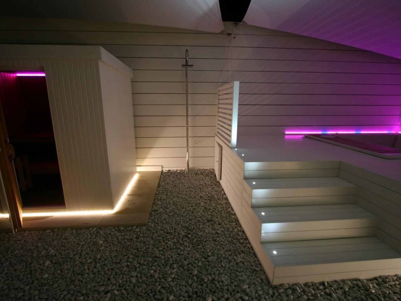 Zona relax - sauna