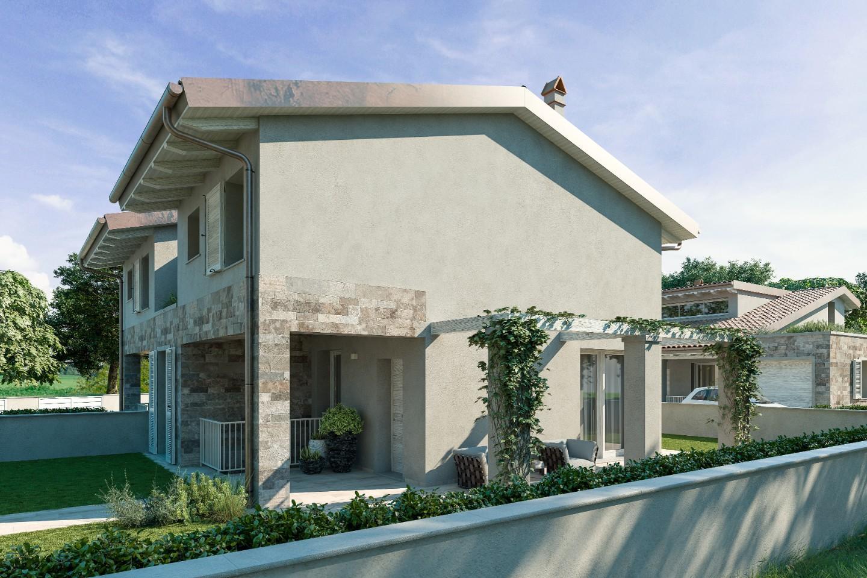 Villetta bifamiliare in vendita, rif. B2852