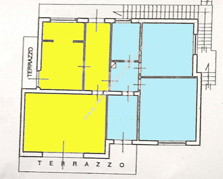 Porzione di casa in vendita, rif. 840