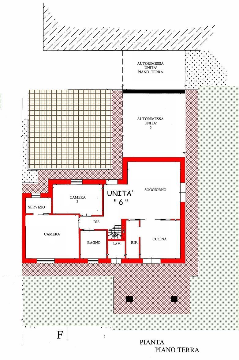 Villetta bifamiliare in vendita, rif. 02101/3