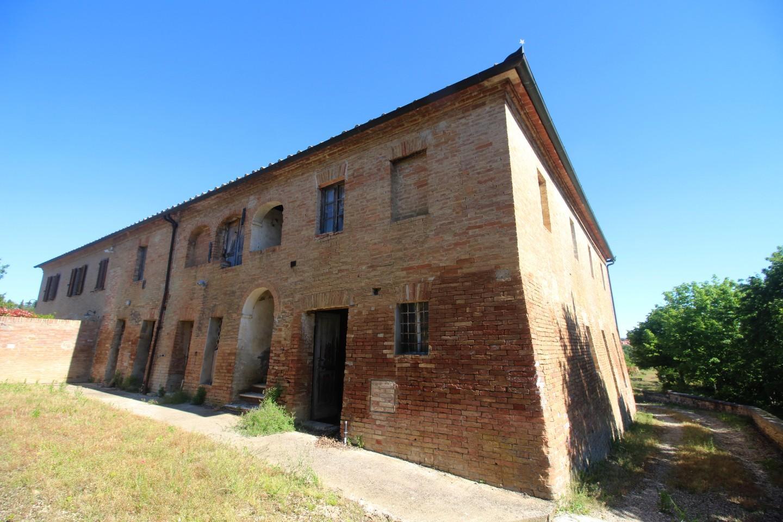 Porzione di casa in vendita a Fogliano Grosso, Siena