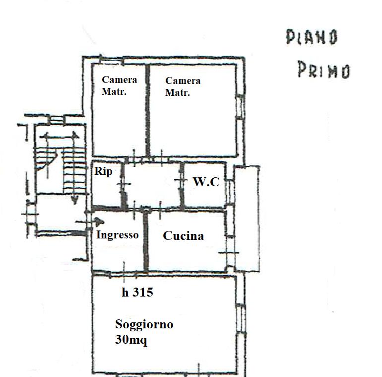 Impianto Elettrico Camera Matrimoniale.Duca D Aosta Studio Immobiliare Pisa