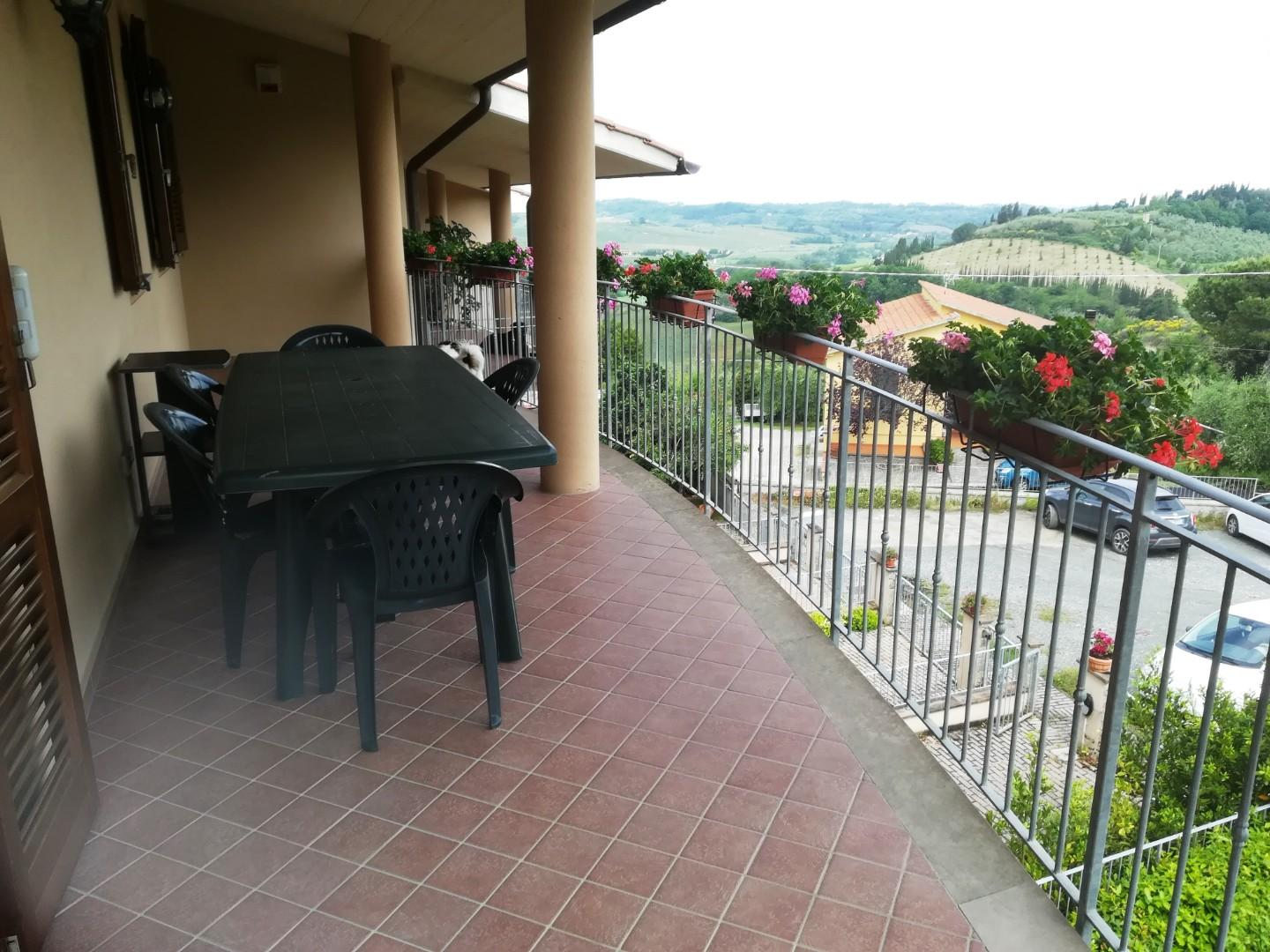 Apartment for sale in Terricciola (PI)