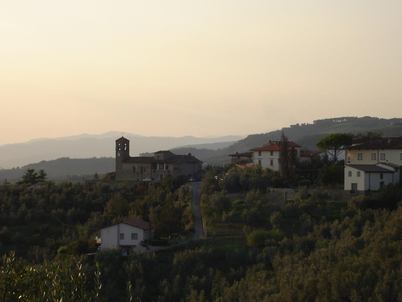 Casa semindipendente a Lamporecchio