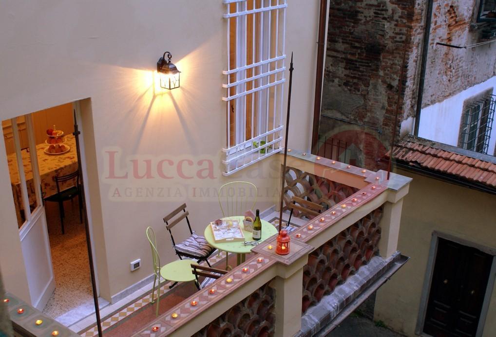 Appartamento, Via S. Paolino,, Centro storico, Affitto - Lucca (Lucca)