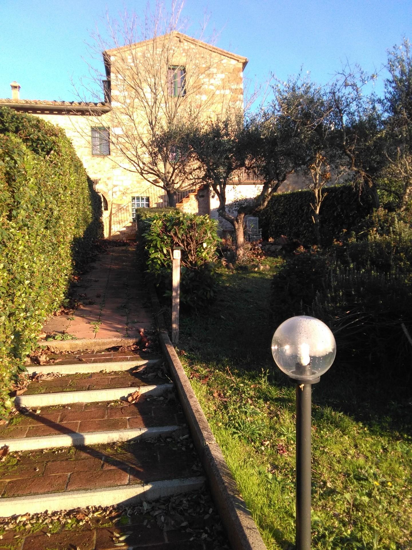Casa semindipendente in vendita a Colle di Val d'Elsa (SI)