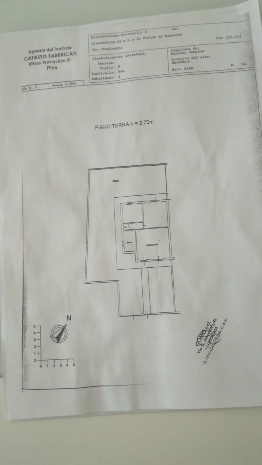 Villetta a schiera angolare in vendita - Val Di Cava, Ponsacco