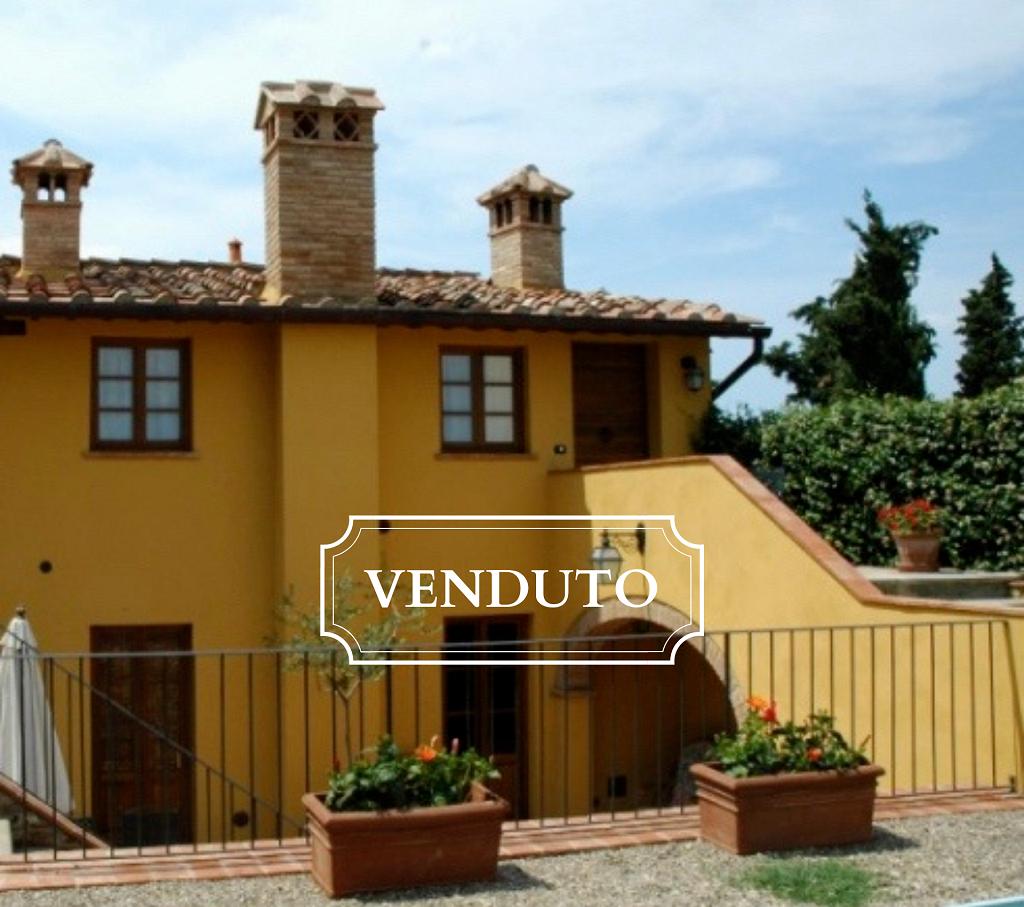 Appartamento in vendita a Montespertoli (FI)