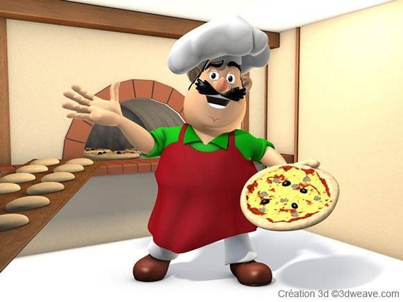 Pizzeria in vendita, rif. C230
