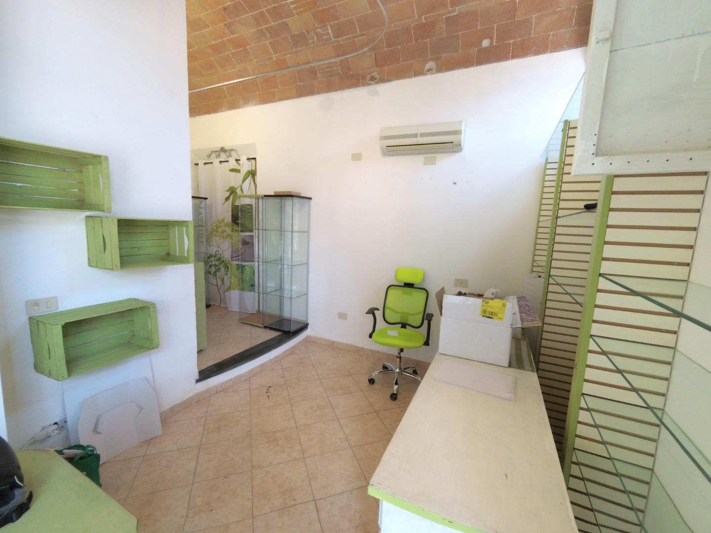 Store for commercial rentals in Pisa